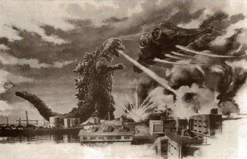 File:Godzilla vs. Hedorah - Japanese Promotional Photo 2.jpg
