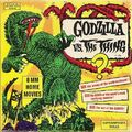 8 Milimeter Godzilla vs. The Thing Cover