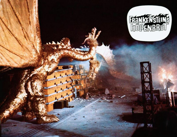 File:Godzilla vs. Gigan Lobby Card Germany 1.png