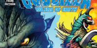 Godzilla: Rulers of Earth Issue 1