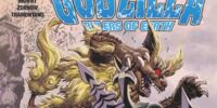 Godzilla: Rulers of Earth Issue 9