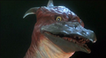Fire Rodan Closeup