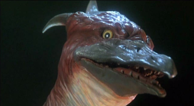 Godzilla vs mechagodzilla 2 rodan