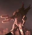 Godzilla Final Wars - 5-5 Gigan the Headless Kaiju