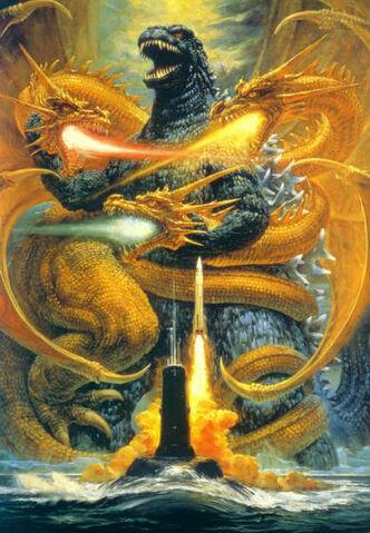 File:Godzilla vs. King Ghidorah Poster Textless.jpg