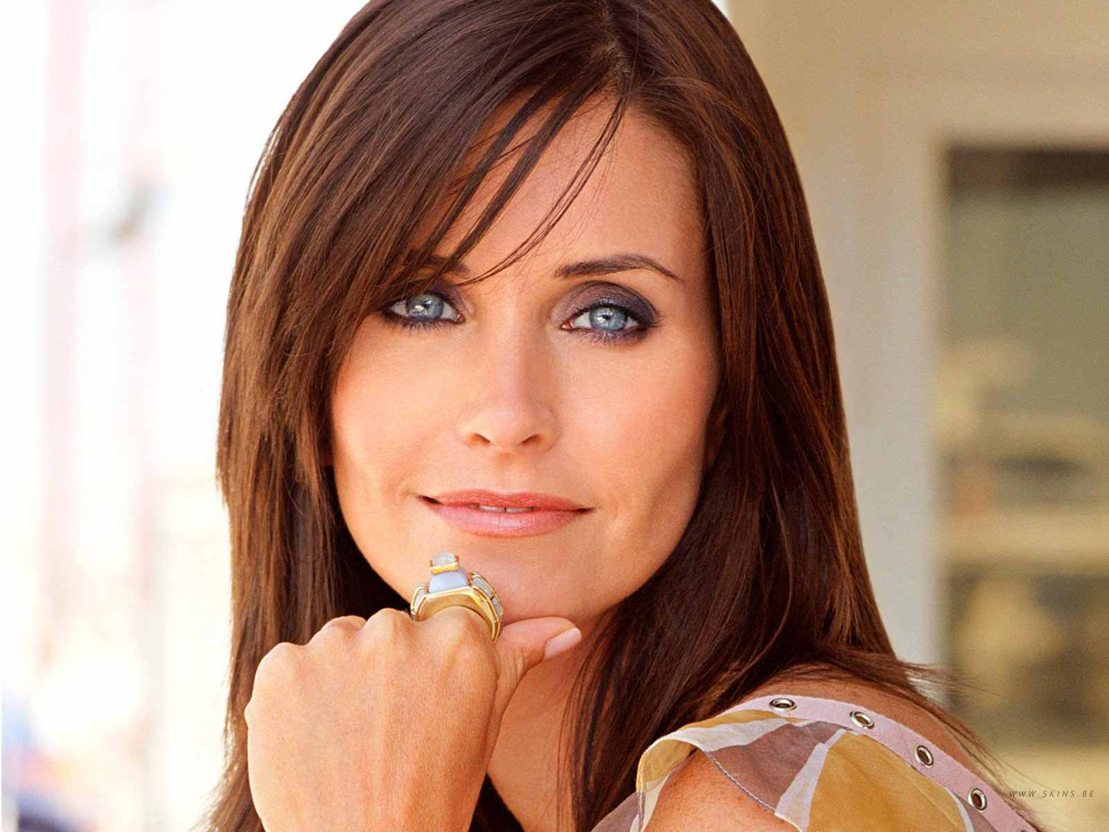 Courteney Cox Power Rangers Lg Galactic Military Police