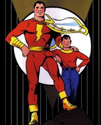 200px-Captain Marvel and Billy Batson