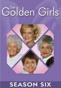 Golden-Girls Season 6 DVD