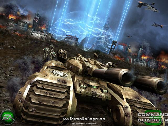 Карты, Патчи, Моды, Программы для Command & Conquer 3 Tiberium Wars. .