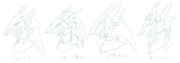 Sergal armor WIP jp