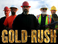 Gold Rush Title