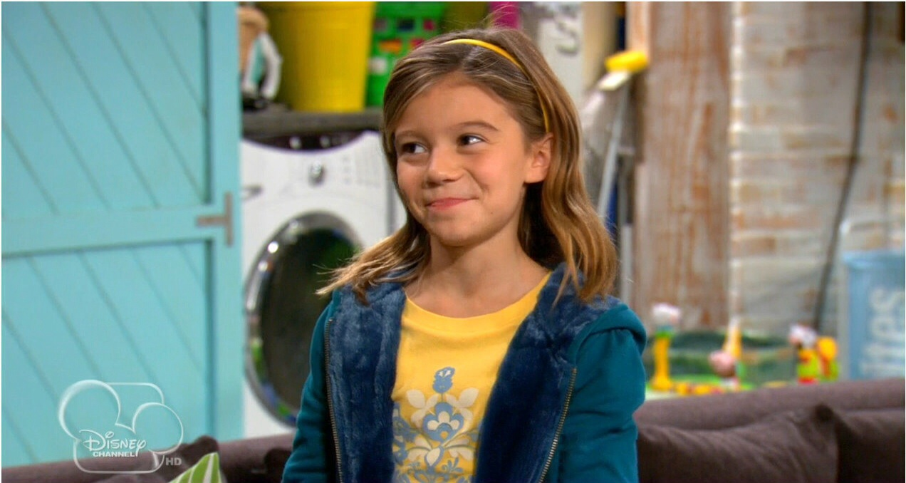 Showing pictures for G  G Hannelius In Good Luck Charlie