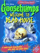 Welcome to Dead House - UK Audio Book