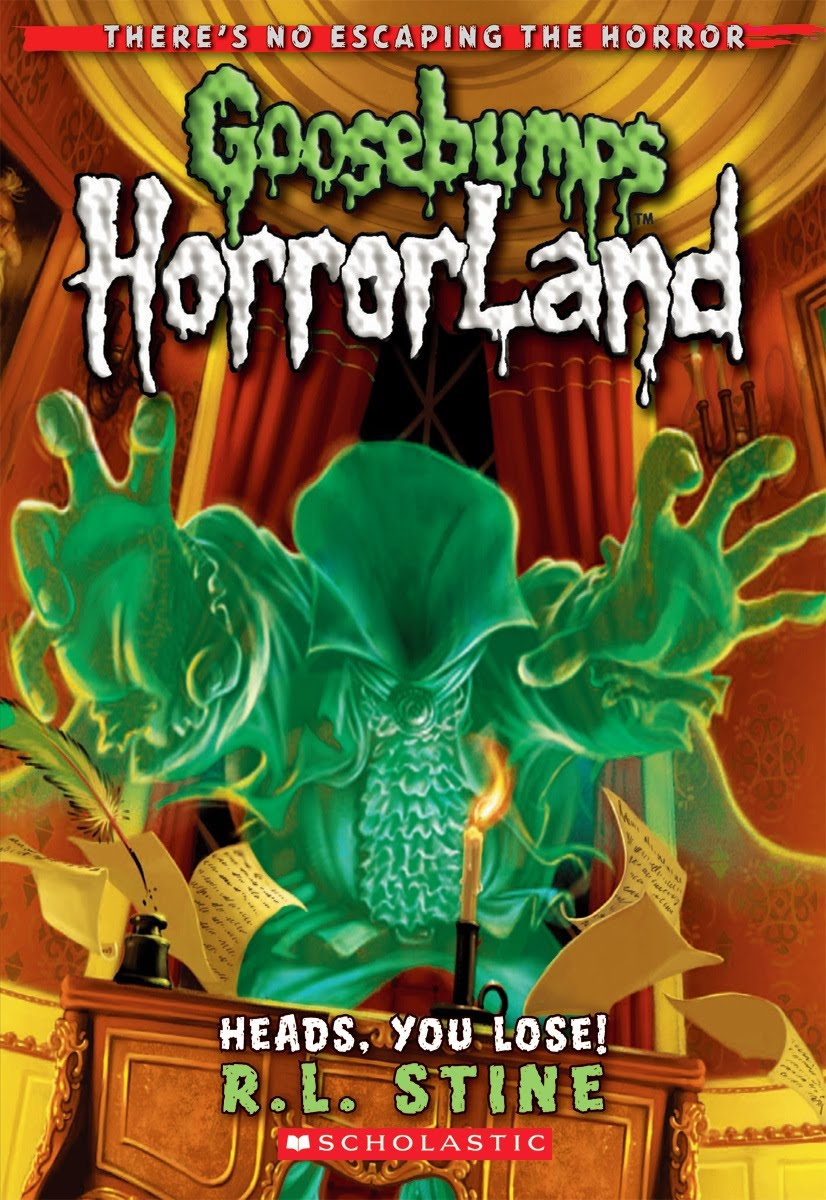 book report on goosebumps-say cheese and die Say cheese — and die screaming is the eighth book in the goosebumps horrorland book series it was published in 2009 the cover shows a demented skeleton sporting.