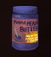 Purple Peanut Butter - Video Game - Sprite