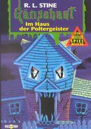 Escape from Horror House - German Cover - Im Haus der Poltergeister