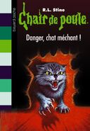 Chair de Poule Danger, Chat Méchant!