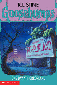 One Day at HorrorLand (Cover)