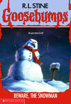 Beware, the Snowman (Cover)