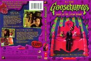 Goosebumps Night Of The Living Dummy Front and Back
