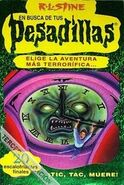 Tick Tock, You're Dead! - Spanish Cover - ¡Tic, tac, muere!