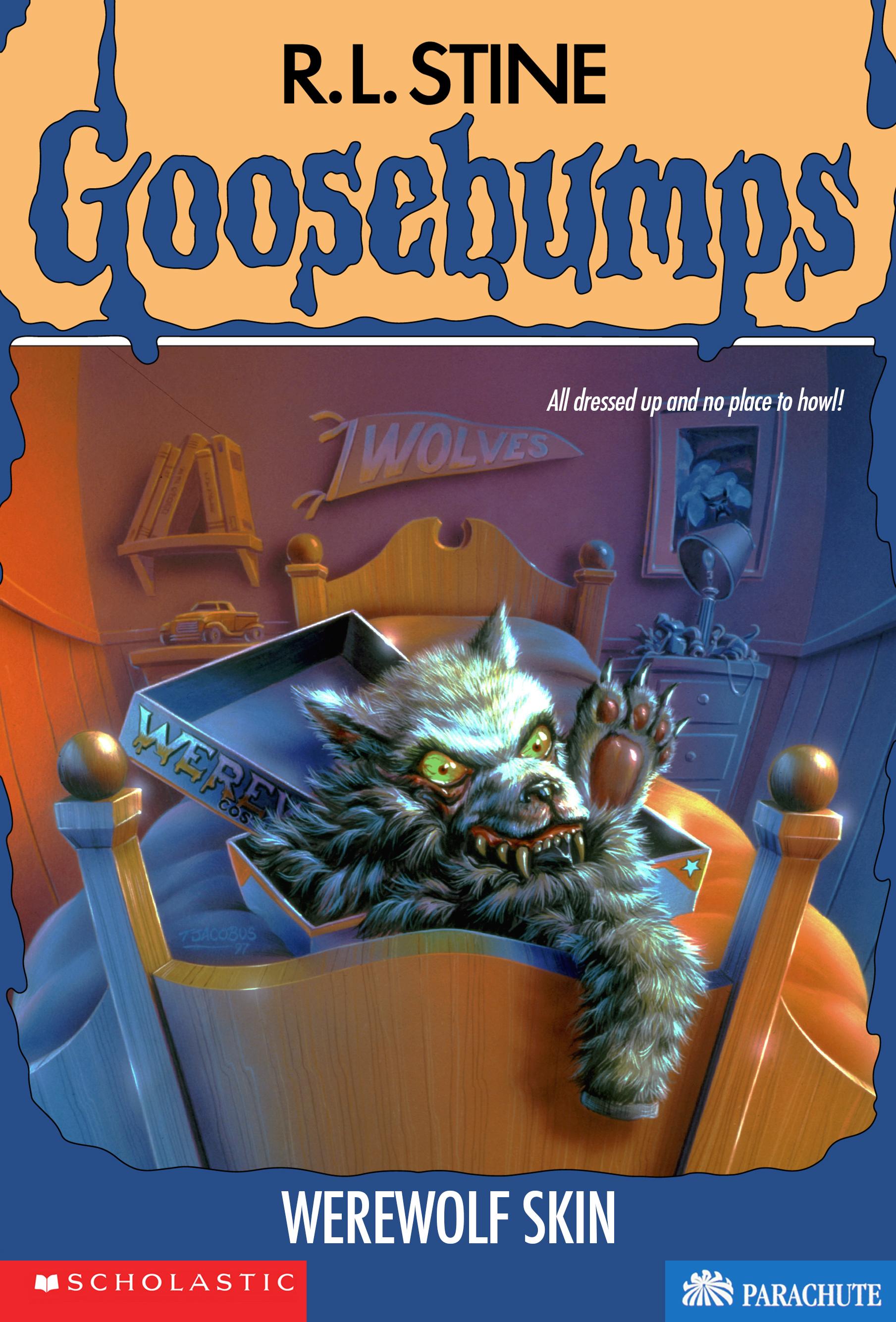 Goosebumps Wiki   Fandom Part 49