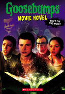 Category:Goosebumps Movie Books
