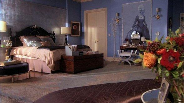 Blair Waldorf Room Color