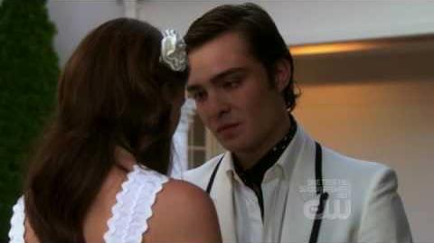 Gossip Girl 2x01 Chuck and Blair
