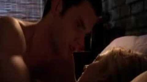 Gossip Girl Dan and Serena -Romantic Moment