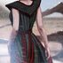 Rhaenys's Dragonrider Dress
