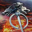 Viserys Targaryen's Dragon Pin