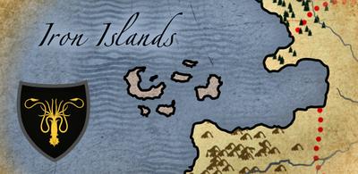 Greyjoy Map
