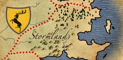 Baratheon Map