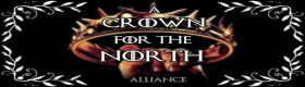 A Crown For The North Logo Wiki 280x80