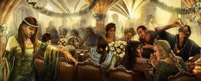 World Wedding Feast