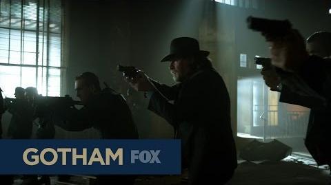 GOTHAM Production Has Begun Bullock
