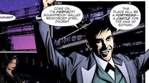 Gotham Stories Chapter 1 - Penguin's Cold Surprise