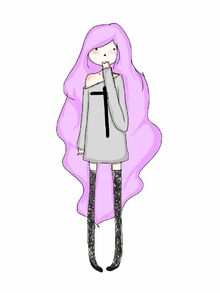 The pastel goth girl by annalovehda-d6futec