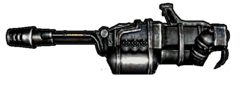 Yferno Machine Gun