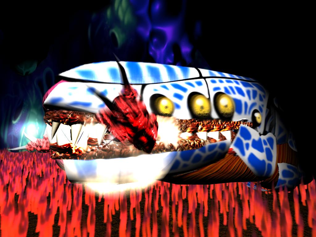 Salamander 2 (Arcade/1996) - Salamander 2 Preview - YouTube