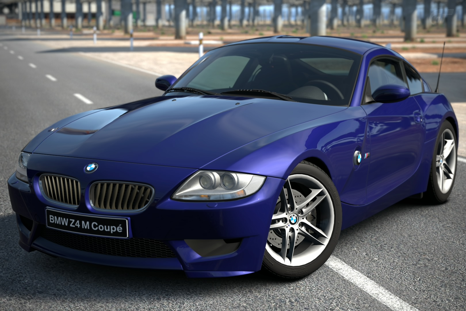 bmw z4 m coupe 39 08 gran turismo wiki fandom powered by. Black Bedroom Furniture Sets. Home Design Ideas