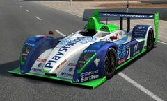 Pescarolo C60 Hybride - Judd Race Car '05
