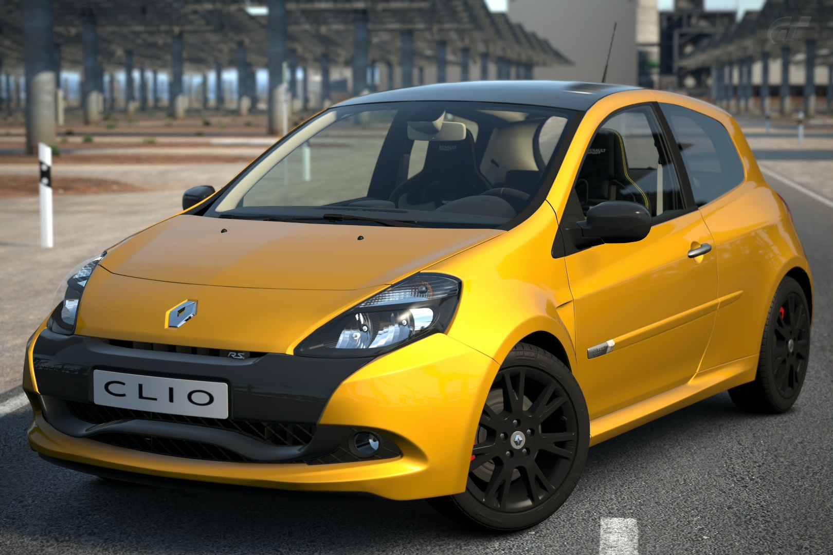 renault sport clio r s 39 11 gran turismo wiki fandom powered by wikia. Black Bedroom Furniture Sets. Home Design Ideas