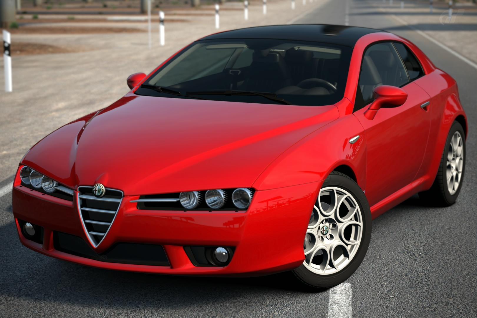 Mazda 3 Wiki >> Alfa Romeo Brera Sky Window 3.2 JTS Q4 '06 | Gran Turismo ...