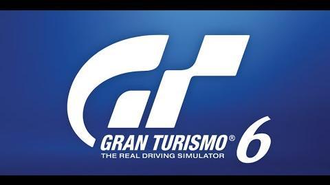 Gran Turismo 6 Opel Calibra Touring Car '94 (PS3)