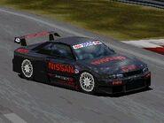 -R-Nismo GT-R LM Road Car (GT1, Black)