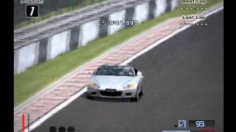 GT4 '99 Honda S2000 @ Fuji Speedway 2005