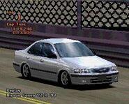 Nissan Sunny VZ-R '98