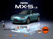 Mazda MX-5 1800 RS (NB, J) '00